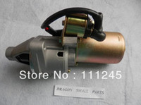Wholesale ELECTRIC STARTER MOTOR V KW FOR HONDA GX340 GX390 F190F CH440 ENGINES CHEAP EC6500 GENERATOR P N ZE3