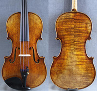 Wholesale EMS Concert Maestro Stradi quot Viola Old spruce M3457 Antique Varnish EMS