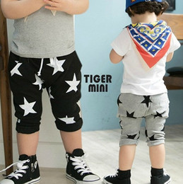 Wholesale new summer children pants baby shorts boy casual pants kids trousers