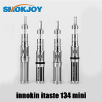 Electronic Cigarette Set Series stainless steel Wholesale 100% original innokin itaste 134 mini e-cig kit itaste 134 mini e cigarette kit