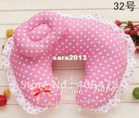 Wholesale NEW ARRIVAL cotton baby pillow for breastfeeding use baby cotton pillow breastfeeding pillow for baby