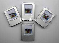 aluminum cigarette case - EGO CE4 Starter Kit Electronic Cigarette Aluminum Metal Case E Cigarette E Cig mah mah mah Atomizer Battery USB Cable