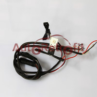 Wholesale New LED Devil Eyes Demon Eyes Module For Mini H1 Projector Headlight Retrofit with brackets for install on Mini H1