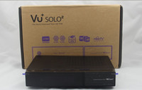 Receivers DVB-S Vu solo2 2014 Vu Solo 2 DVB-S2 HD Satellite Receiver VU SOLO2 Linux OS Twin Tuner With 1300 MHz CPU Decoder DHL Free Shipping