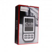 actron code scanner - 2014 new arrival best quality BMW Code OBD Scanner C110 free dhl
