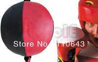 Wholesale New Double End MMA Boxing Training Gear Punching Speed Ball Fitness Ball Bag TK0931