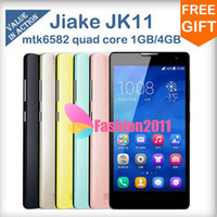 "Jiake JK11 5. 0"" QHD Screen Quad Core MTK6582 Android 4...."
