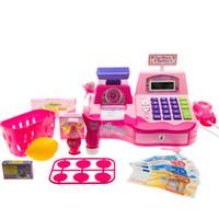 Wholesale Baylor star Kiloto supermarket cash register cash registers star of children s toys children play house gift