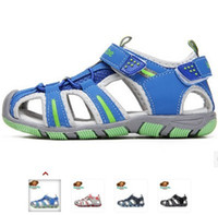 Wholesale New fashion Children sport sandals summer kid s sandals boy and girl beach shoes