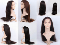 Natural Color sexy wig - 22inch Natural Straight Lace Front Wigs Remy Human Hair Sexy Women s Hair Wig