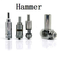 Electronic Cigarette Set Series stainless steel Hammer Mod electronic cigarette full mechanical mod ecigarette Hammer Epipe Mod ecig stainless steel E-pipe mod electronic cigarette
