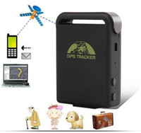 Wholesale REAL TIME GPS GPRS GSM TRACKER TK102b PERSONAL TRACKER SMALLEST GPS TRACKER amp