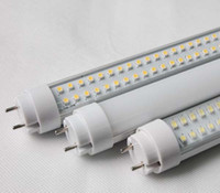 T8 22w SMD 2835 2014 New Arrival! 20W T8 LED Fluorescent Tube Light Lamp 1.2m 4 feet Cool White 1800lm 85-265V 25pcs lot express fedex dhl shipping free new