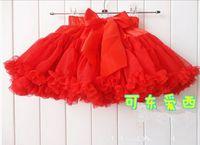 korea kids style - 2014 Baby TuTu Dress Korea Style skirt Dresses Kids cute bowknot Skirt Girl s Pleated Skirt