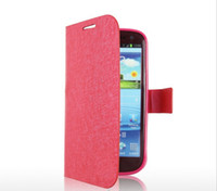 Wholesale Book Style Wallet Leather Case Cover Skin Pouch Stand Holder Sumsung S3 i9300 S4 Note3 best price