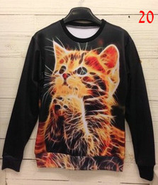 Wholesale Hot selling Spring female fashion personality d animal lovers sweatshirts