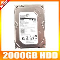 Wholesale Seagate HDD ST2000DM001 Desktop quot TB rpm MB SATA HDD Hard Disk Driver For CCTV DVR