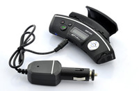 Wholesale The new Bluetooth hands free phone system Steering Wheel Bluetooth Car MP3 Car Bluetooth
