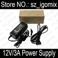 Wholesale high quality AC v v to DC V A power supply adapter for led strip light etc