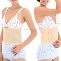 Wholesale Hot Sales Slimming Belt Post Natal Tummy Belt Support Enhancer Slim Trimmer Body Shaper Size S M L Nx73