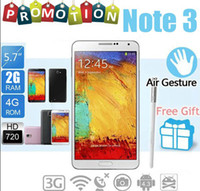 LSQ 5.7 Android Android 4.3 5.7 inch Pink Note 3 1:1 Note3 Quad Core MTK6582 1.3GHz 1GB 4GB GPS WiFi 3G WCDMA Single Micro-Sim Card 8.0MP Camera Smart Phone