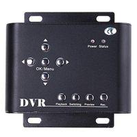 Wholesale 2CH Car Security DVR Mini DVR SD Video Audio CCTV Camera Recorder Motion detection in retail box