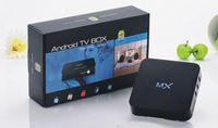 Wholesale 8PCS CS838 CS838MX Android MX TV Box Thin Client Google Amlogic MX Dual core GHz GB RAM GB