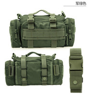 Wholesale Outdoor Military Tactical Camping Hiking Trekking Bike Waist Hand Shoulder Bags