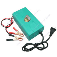 Wholesale New V Battery Automatic Charger Motorcycle Car Boat Marine RV Maintainer Trickle