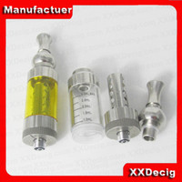 Replaceable 3.0ml Metal iclear 30s dual coil atomizer fit for innokin itaste mvp itaste 134 itaste vtr