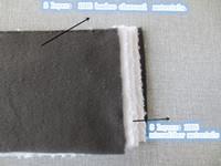Charbon de bois Bambou 20pcs 5 couches (3 + 2) Tissu pour bébés réutilisable