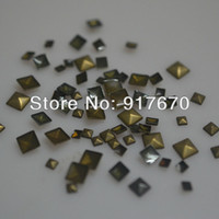 pyramid studs - Metal studs Pyramid studs mm iron on clothing studs patches flatbacks antique brass10000pcs pack for christmas item