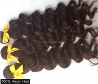 Malaysian Hair outre - AAAAA Best Malaysian Deep Wave Mixed Size Inch Virgin Hair Pieces Real Unprocessed Human Quick Weave Outre Hair Wefts