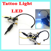 Wholesale 3 x Adjustable Mounted Tattoo Machine Led Lights