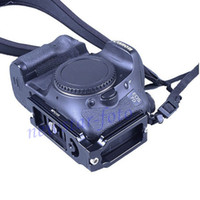 Wholesale 2013 New Arrival Universal Quick Release L Plate Bracket for Nikon D90 D3100 D5100 D100 D70S D80 J1 V1 amp