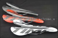Wholesale New Time Matt ASPIDE superleggera Full carbon fiber saddle Red Black White