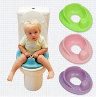 Cheap Wholesale - Anbebe child zuopianqi baby toilet child toilet seats bianpen toilet mat potty ring