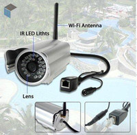 Cheap Wholesale - Free Shipping Hot Selling Cheap Sony CCD Mobile Phone View outdoor day night vision H.264 waterproof cctv camera