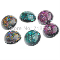 Wholesale Snap interchangeable chunks charm resin chunks charms Fits noosa bracelet rings GINGERSNAPS rhodium plating