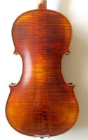 Maple Yes Ebony Wholesale - 100% Handmade copy of Antonio Stadivari 1716 violin FPS013# EMS Free Shipping
