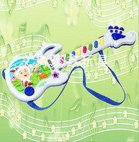 other other other 8 baby chest jubilance guitar toy guitar electronic piano music toy electric