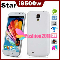 i9500W JiaKe 5. 0 inch Quad Core MTK6582 i9500 S4 WiFi 8. 0MP ...