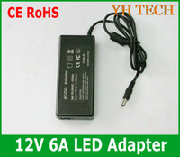 Wholesale 1pcs AC to DC v A W adapter Led Power supply Charger Transformer Adapter for LED Strips Power Supply Cheaporder