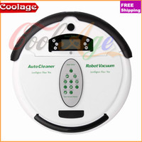 Wholesale DHL new household appliances white sweeper smart mini automatic robot vacuum cleaner