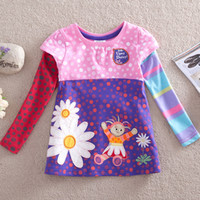 Wholesale - 2014 new spring autumn Girls Peppa Pig George Pi...