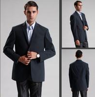Wholesale Men WeddingProm Clothing Groom Tuxedos Bridegroom Suit Men Suit Custom Men Suit Accept Paypal