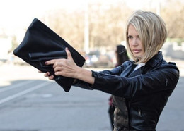 3D cartoon bags pistol fashion handbag woman cool style gun PU handbag Day Clutch bag