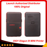 2014 New arrival Original Launch X431 Diagun III printer min...