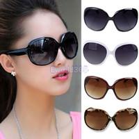 Wholesale 2014 New Style Hot Womens Ladies fashion sunglasses mens men woman aviators Summer Black Oversized Sunglasses gx6