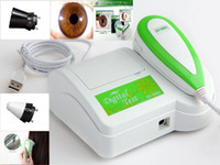 Wholesale New in Iriscope Iridology Camera Hair analyzer Hair Diagnosis with Pro Automatic Iris amp Hair Diagnosis English Software